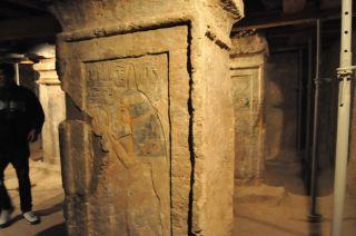Maia's Tomb