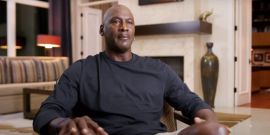 The Last Dance's Director Recalled The First Time He Met Michael Jordan, And I Have Chills