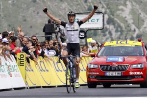 Stephen Cummings wins Stage 7 of the 2016 Dauphine Libere