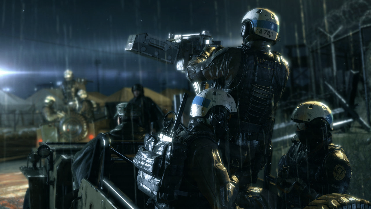 Metal Gear Solid 5: Ground Zeroes Is Only 2 Hours Long? #30537