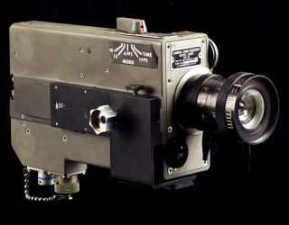 NASA Data Acquisition Camera