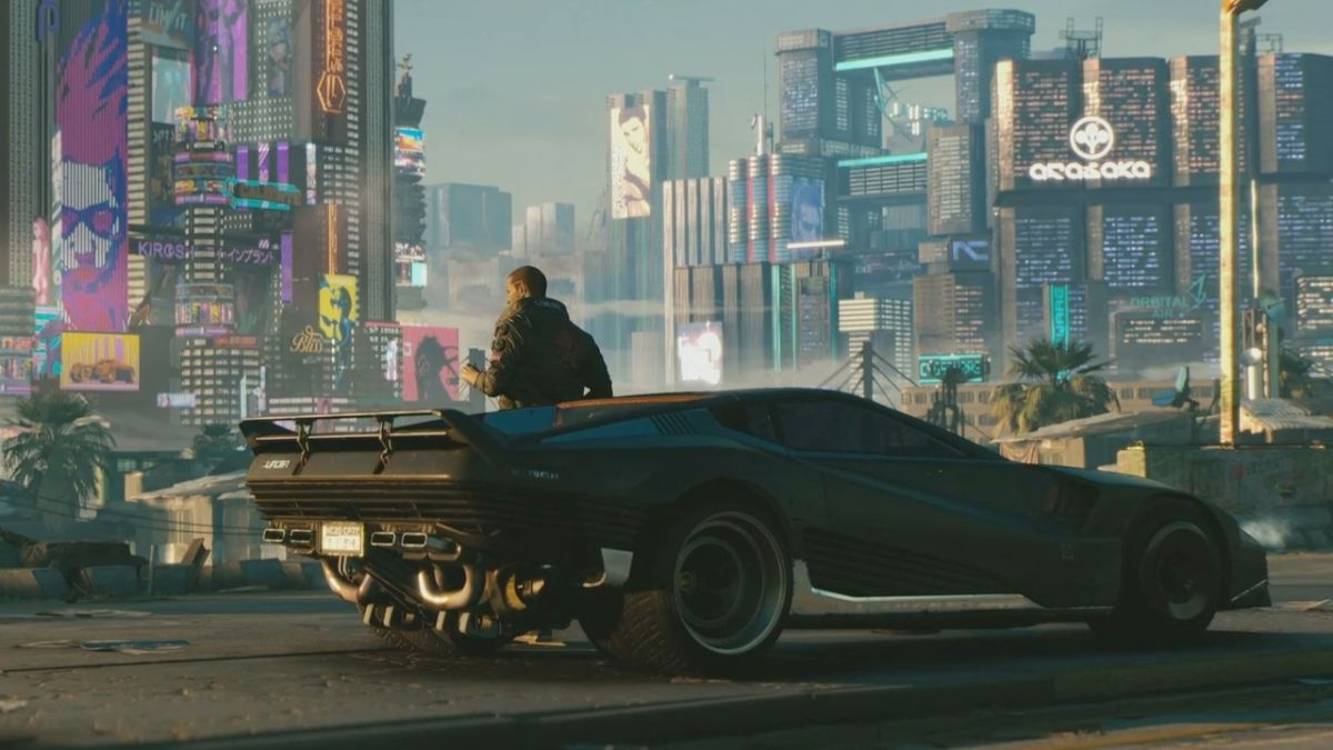 Cyberpunk 2077 Will Have A Few Instances Of Third Person