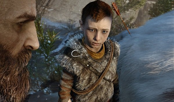Atreus hopes for his father's approval in God of War