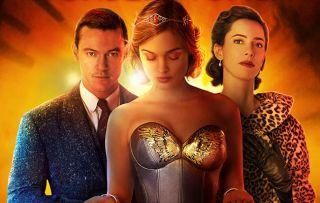 Professor Marston and the Wonder Women quad Luke Evans Rebecca Hall Bella Heathcote