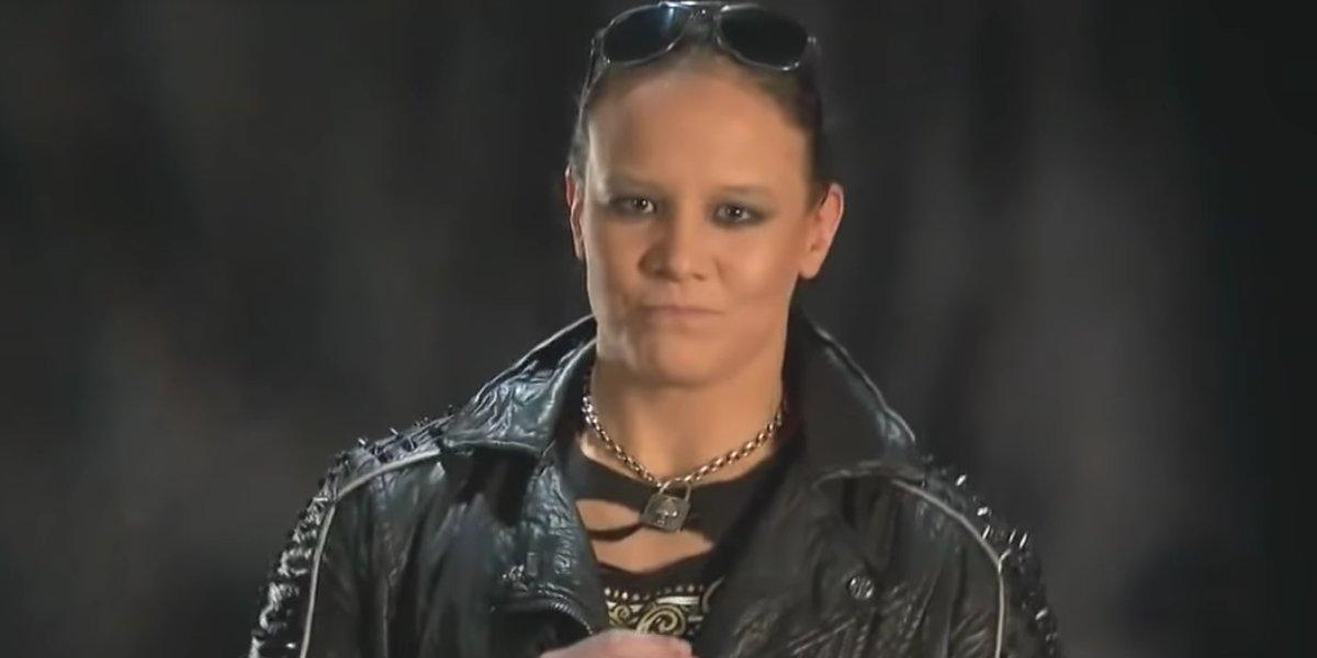 Shayna Baszler challenging Becky Lynch