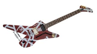 Namm 2019 Evh Launches The Striped Shark An Electric Guitar With