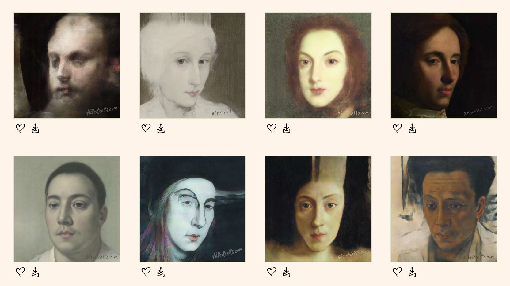 Breathtaking tool will find your face's art style | Creative Bloq