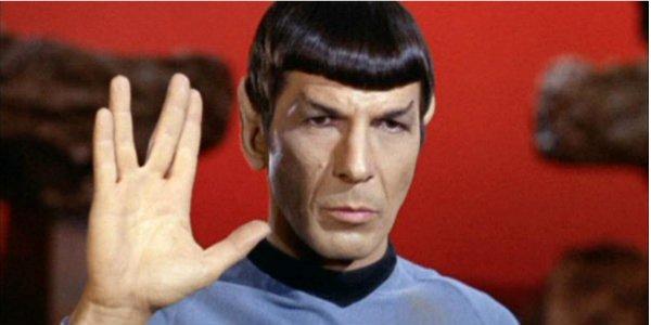 Star Trek Spock leonard nimoy