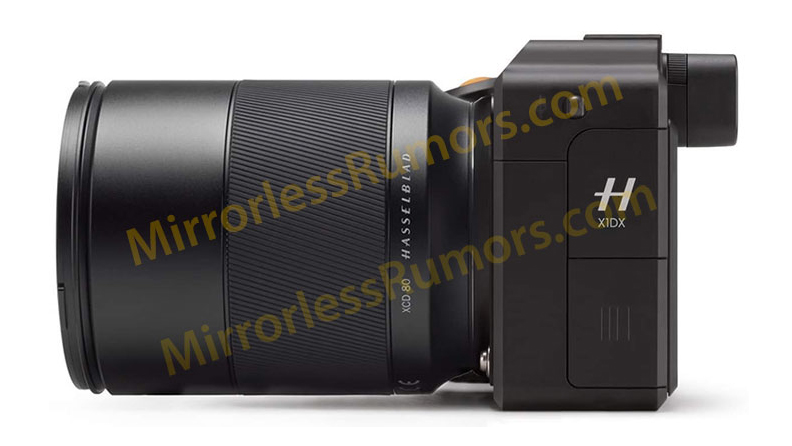 Hasselblad X1DX leaked: features same 102MP sensor as Fujifilm GFX 100 | Digital Camera World