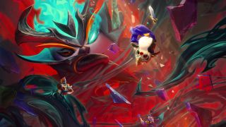 Teamfight Tactics reckons with demonic penguins