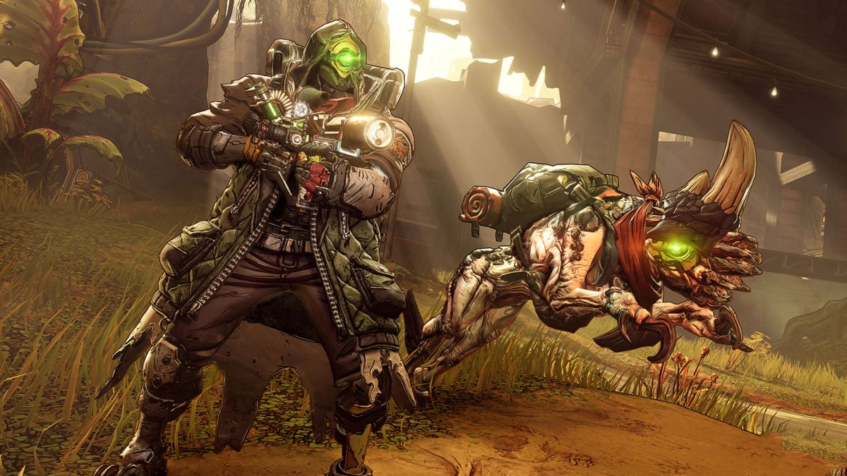 """Borderlands 3 is """"never gonna be that deep RPG with branches of dialogue"""", but who wants that anyway?"""