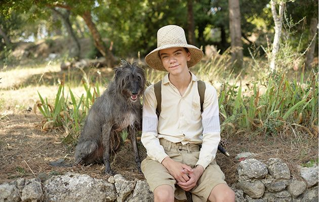 The Durrells star Milo Parker: 'I was 12 when I started as Gerry… it's very sad to say goodbye'
