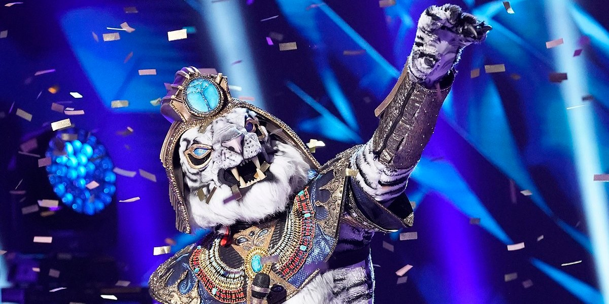 The White Tiger The Masked Singer