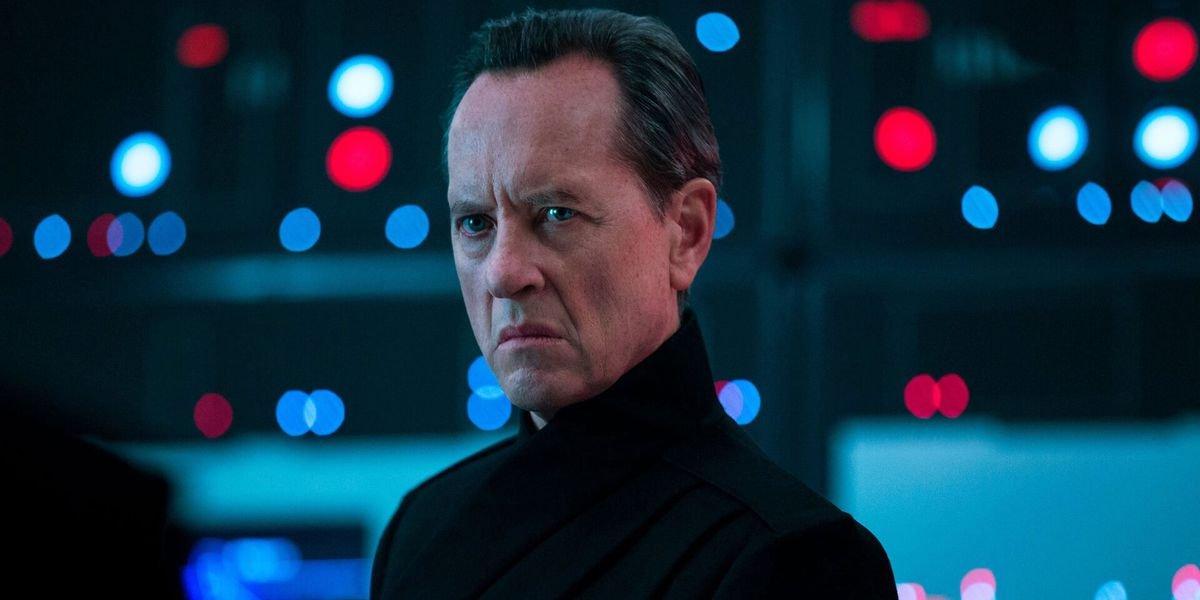 Richard E. Grant in Star Wars: The Rise of Skywalker