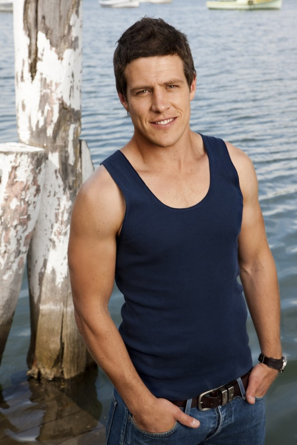 Steve Peacocke as Home And Away's Brax