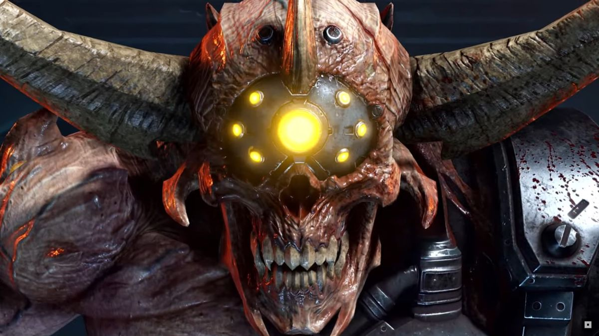 Here's a breakdown of the new demons in Doom Eternal