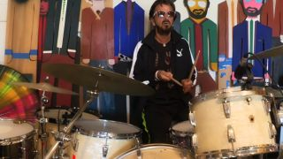 Ringo Starr in WhyHunger video