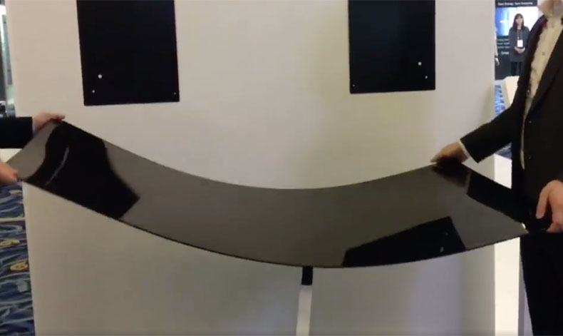 Video Lgs Wallpaper Oled Tv Is Really Very Flexible