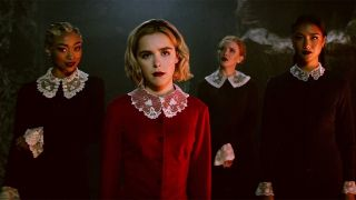 An image from Chilling Adventures of Sabrina