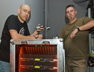 Lectrosonics Brings Audio to The Ultimate Fighter