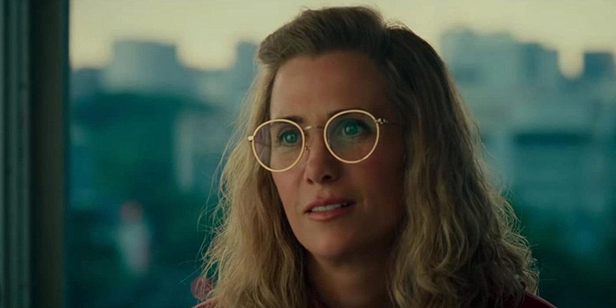 Kristen Wiig in Wonder Woman 1984