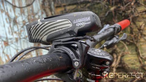 Nightrider Lumina 1200 Boost bike light