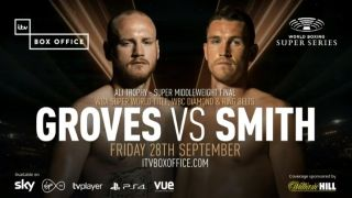 groves vs smith live stream