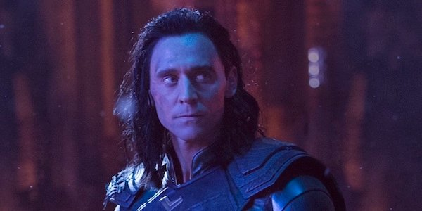 Loki in Infinity War
