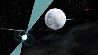 Millisecond Pulsar in 3-Star System