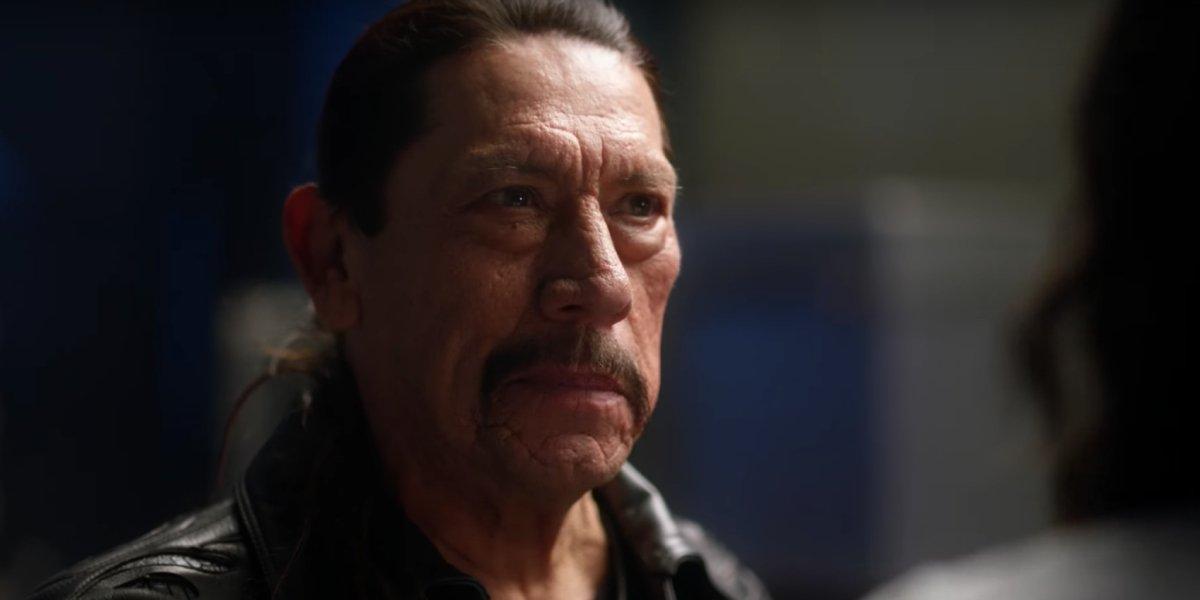 Danny Trejo as Breacher in The Flash