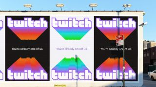 Twitch billboard campaign