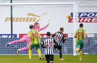 Newcastle United v West Bromwich Albion – Premier League – St James' Park