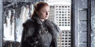 Game Of Thrones Fans Celebrate Sophie Turner's Pregnancy With Sansa Stark Tributes