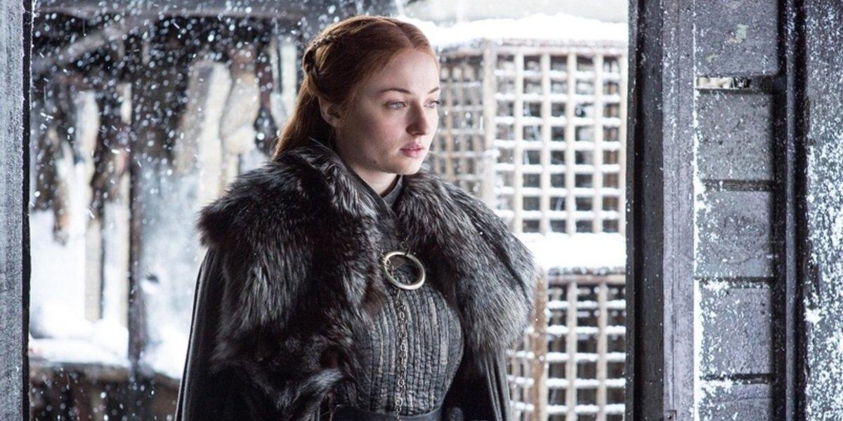 Game Of Thrones Fans Celebrate Sophie Turner's Pregnancy With Sansa Stark Tributes