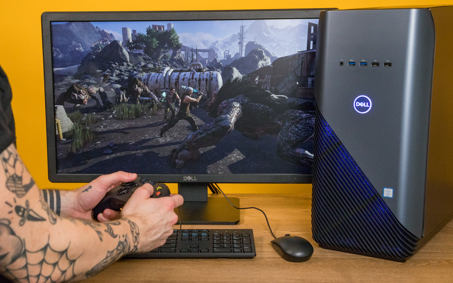 Dell Inspiron Gaming Desktop 5680 - Full Review and
