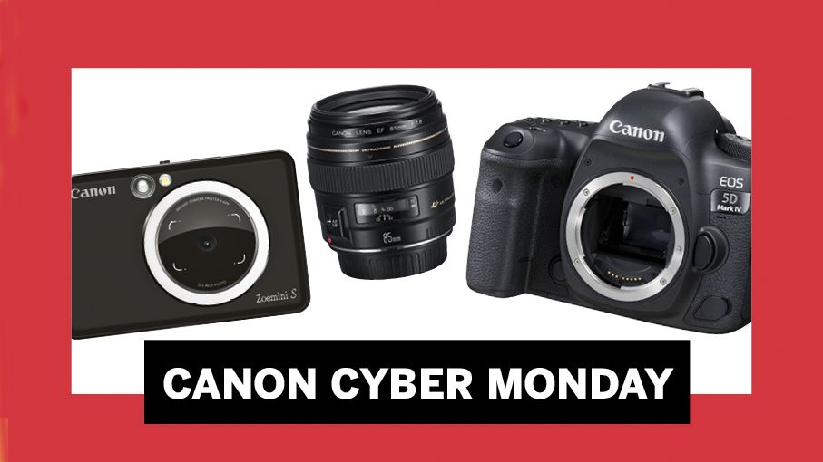 The best Canon Cyber Monday deals in 2019 – the deals that are STILL going!