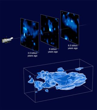 Hunt for Elusive Dark Matter Goes Virtual