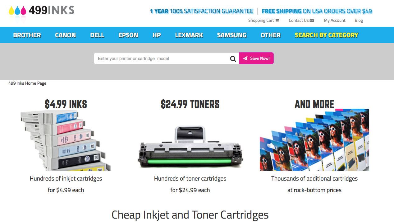 Best discount ink cartridge 2019: The cheapest printer ink stores