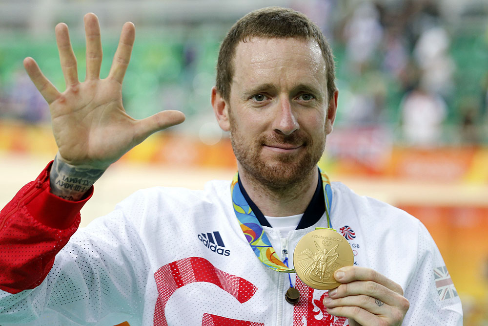 'He's a gamble worth taking': Olympic rowing legend backs Bradley Wiggins for 2020 Tokyo Olympics