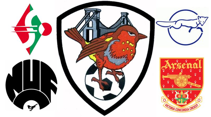 14 Amazing Football Club Badges We Wish Still Existed And 10 That Are Truly Awful Fourfourtwo