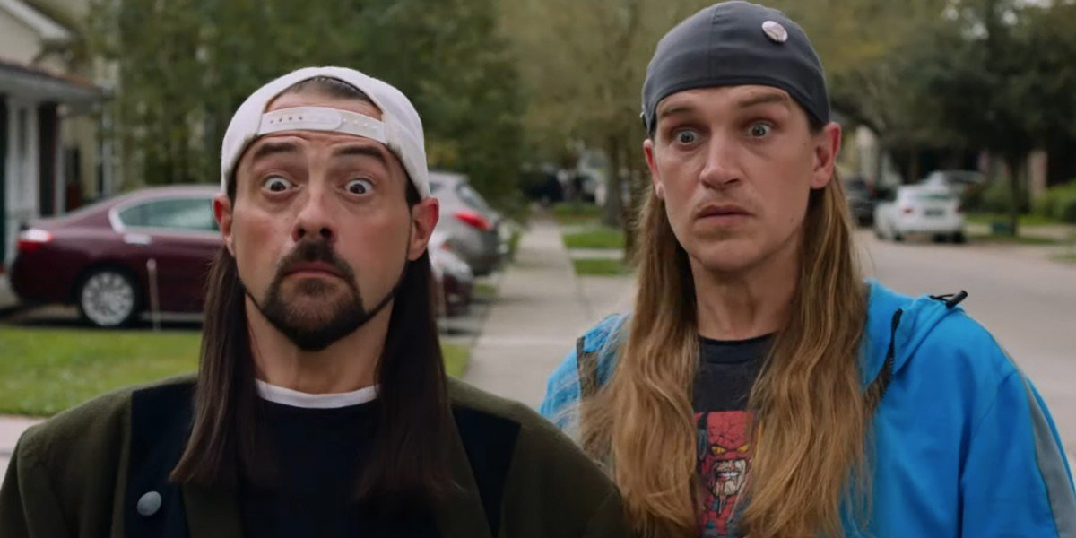 Kevin Smith, Jason Mewes in Jay and Silent Bob Reboot