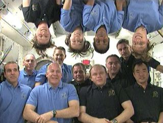 Stuck Valve on Space Station Perplexes NASA