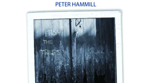 Cover art for Peter Hammill - From The Trees album