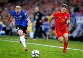 Wales v Estonia – FIFA World Cup 2022 – European Qualifying – Group E – Cardiff City Stadium