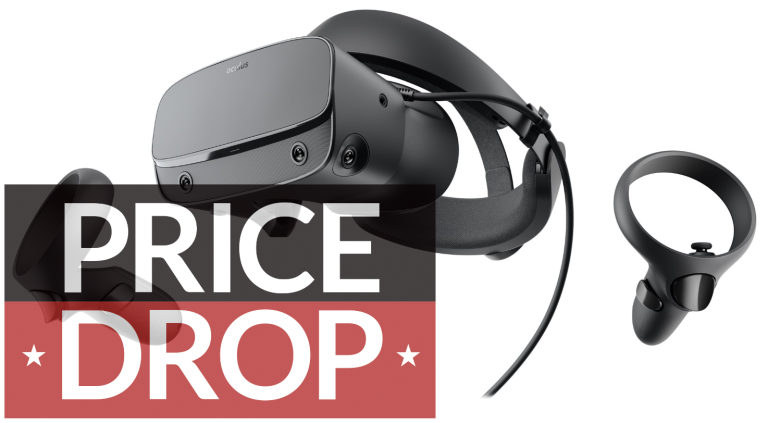 Oculus Rift S discounted to $349 for Black Friday