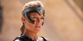 Wonder Woman's Robin Wright Explains How Patty Jenkins Convinced Her To Join The DCEU