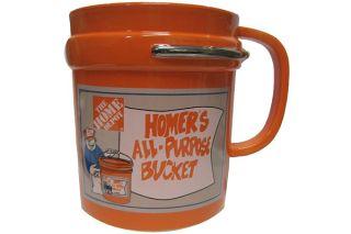 recall, The Home Depot, Homer's bucket mug