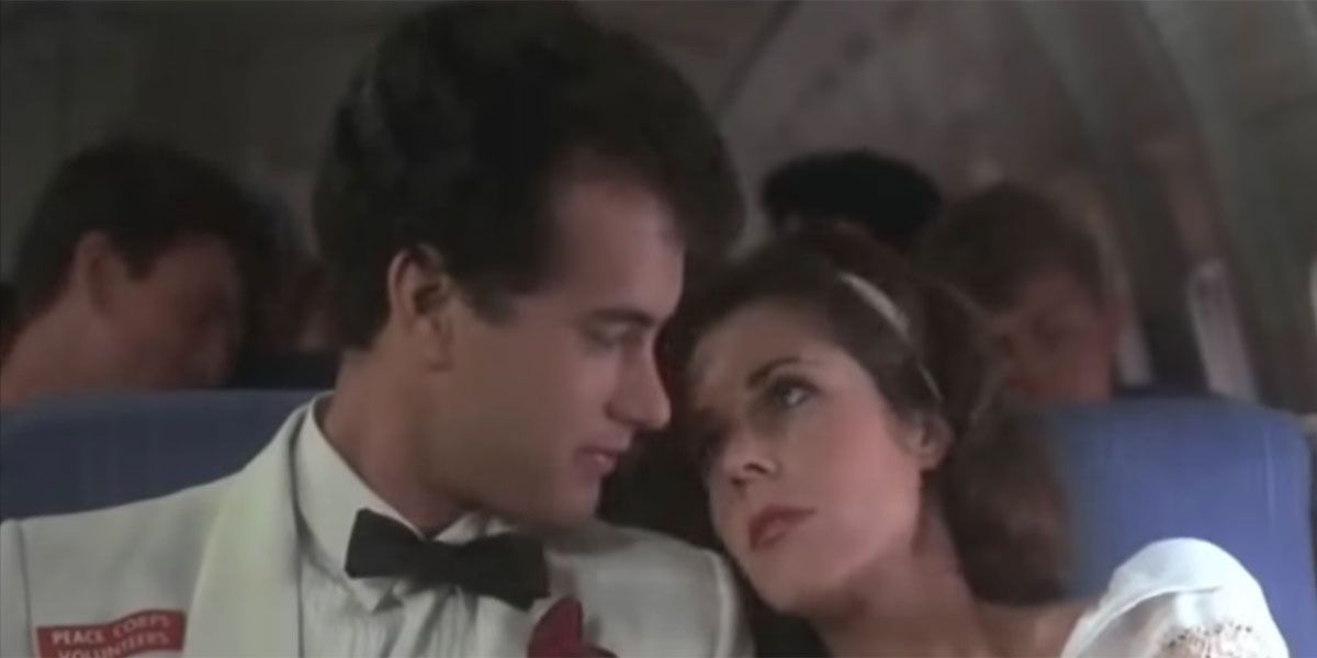 Tom Hanks and Rita Wilson have filmed movies together.