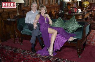 Bill Roache's girlfriend Emma lays down the law