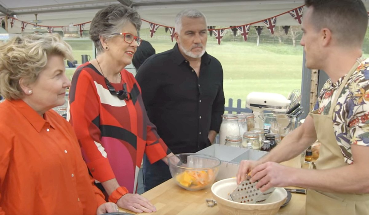 The Great British Baking Show 2019 Netflix